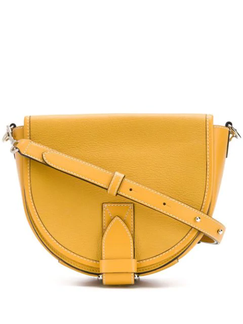 Jw Anderson Maize Small Bike Bag In Yellow
