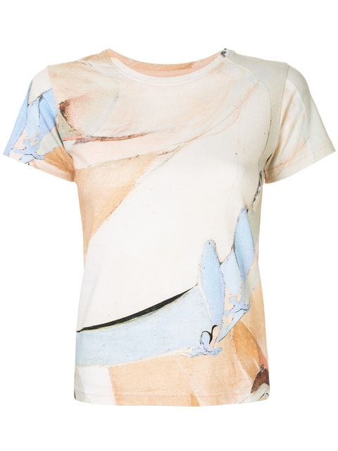 Aje Whiteley Printed T-Shirt - Multicolour