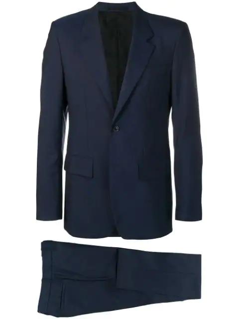 Maison Margiela Two-piece Suit In 470  Blue