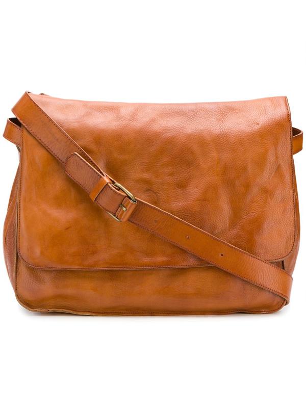 Officine Creative Rare Shoulder Bag In Brown