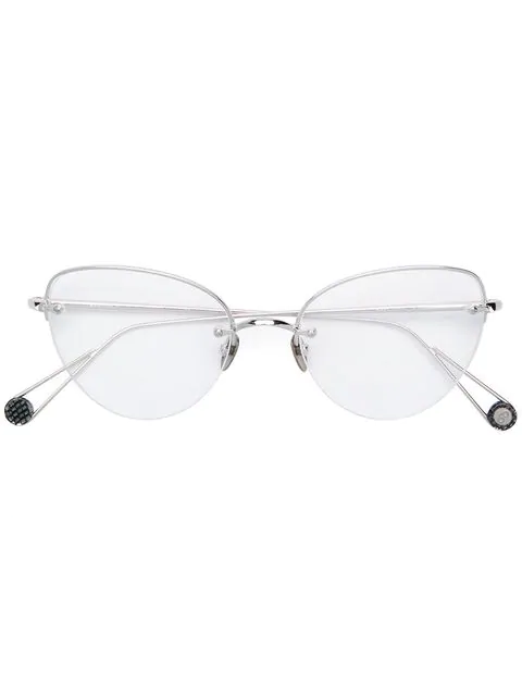 Ahlem Place Dalida Glasses In Silver