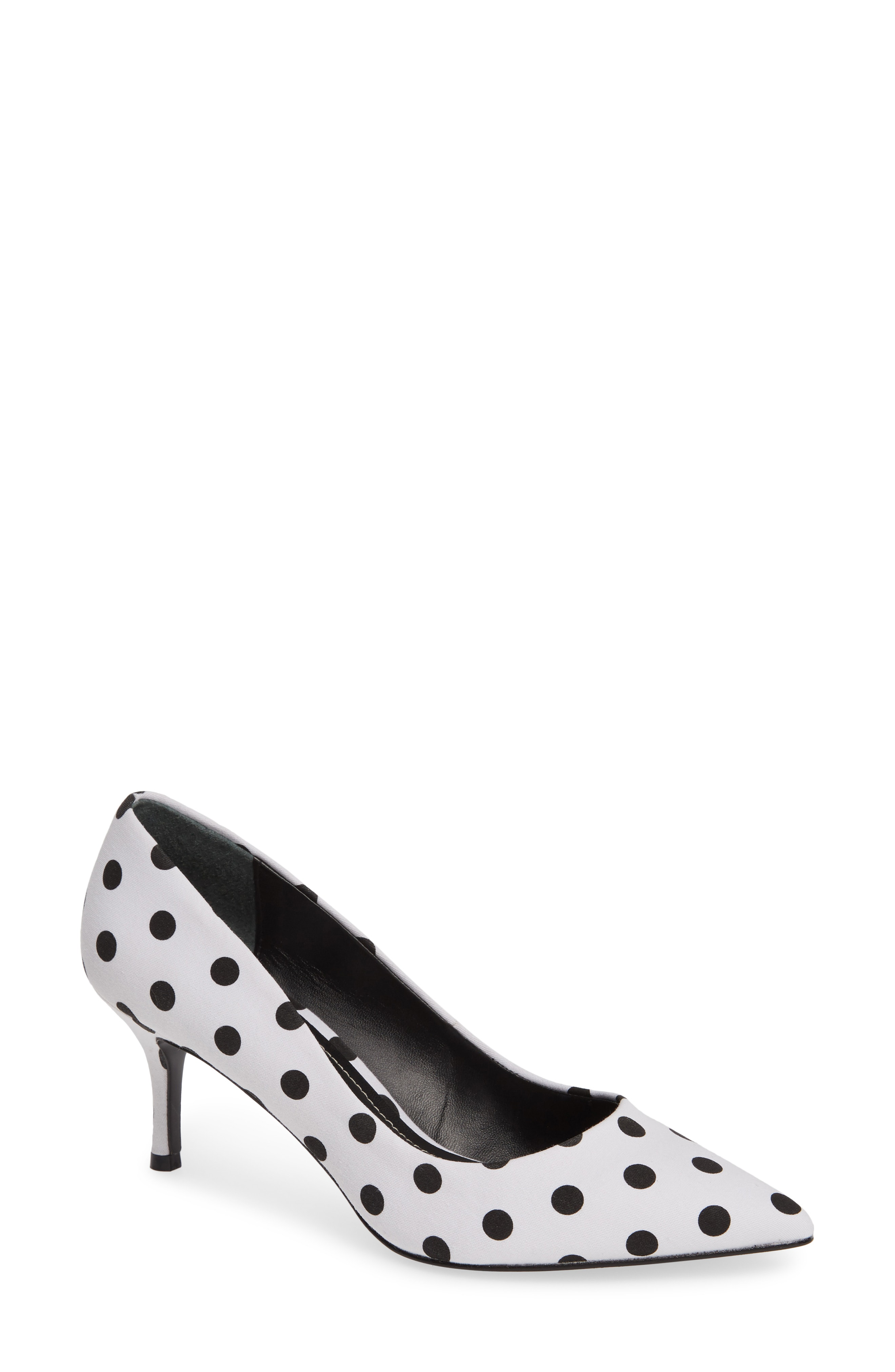 d326431f56e Charles By Charles David Addie Pump In Black Leather
