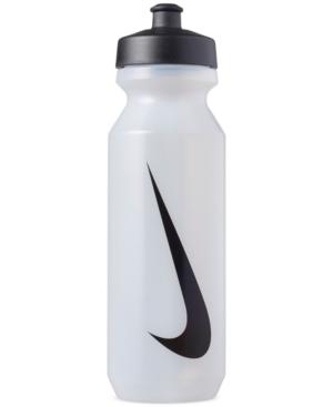 Nike Squeezable Water Bottle In Clear/black