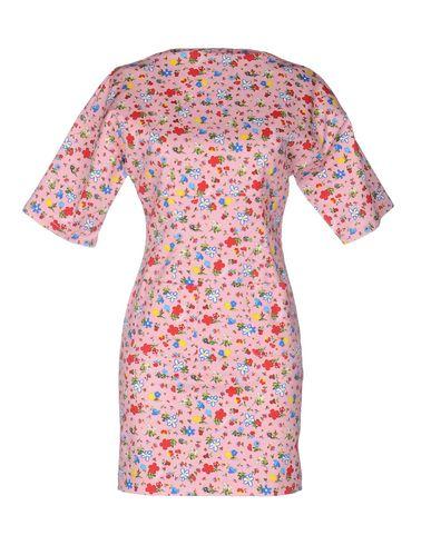 Love Moschino Short Dress In Light Purple