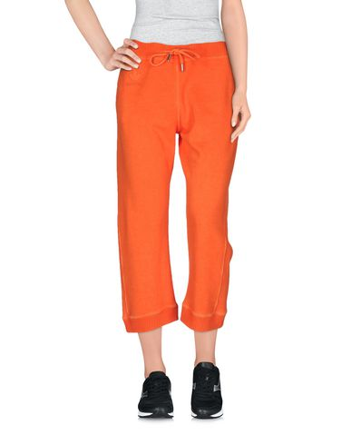 Dsquared2 3/4-length Shorts In Orange