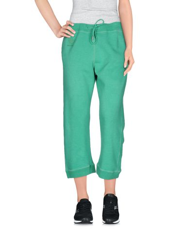Dsquared2 Cropped Pants & Culottes In Green