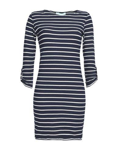 Melissa Odabash Short Dress In Dark Blue