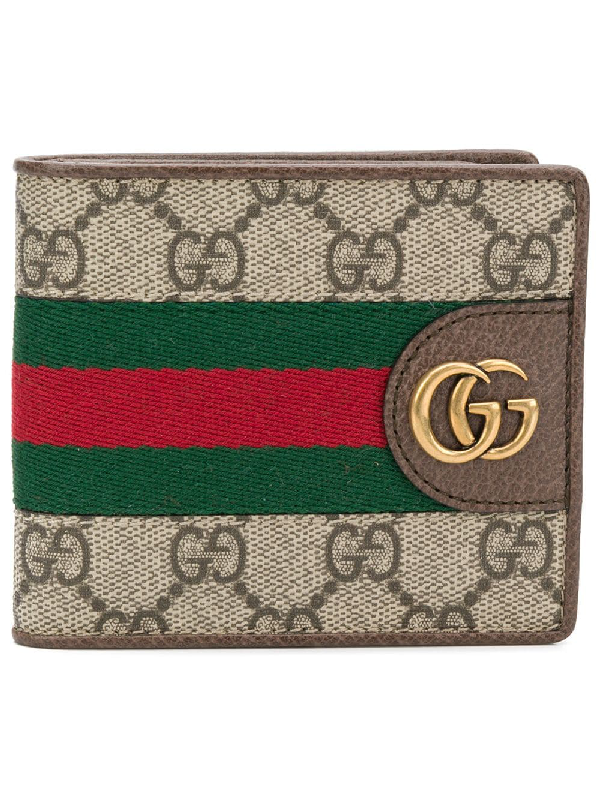 ea5d94fbcd97 Gucci Wallet With Three Little Pigs In Neutrals | ModeSens