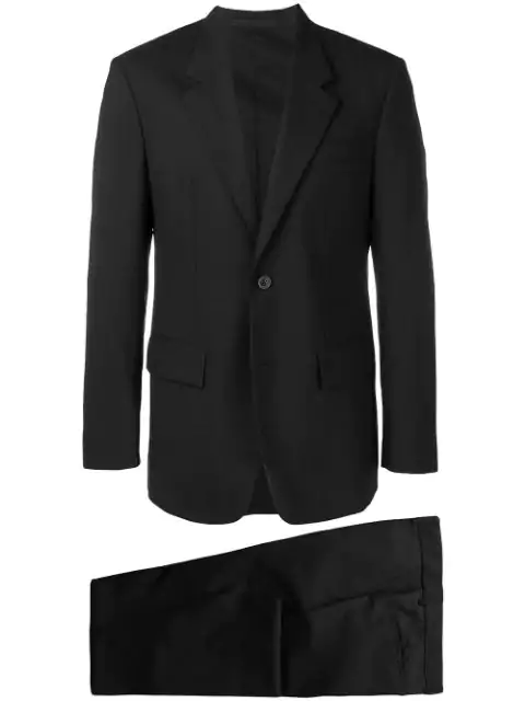 Maison Margiela Classic Formal Blazer In Black