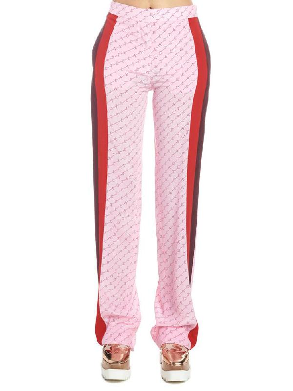 Stella Mccartney Pants In Pink