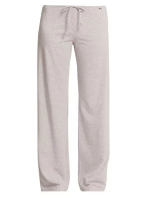 La Perla New Project Drawstring Lounge Pants In Gray