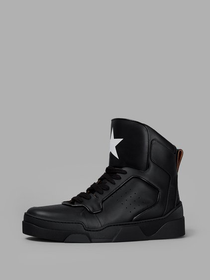 Givenchy Tyson Iii Hi-top Sneakers