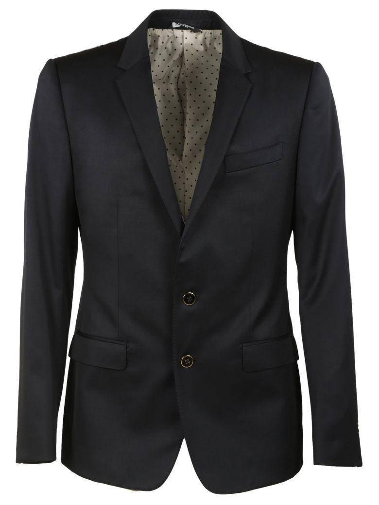 Dolce & Gabbana Formal Blazer In Blue