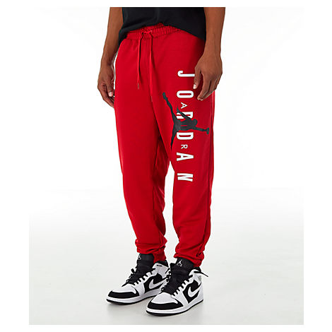 promo code d15f6 8ee0e Nike Men s Jordan Jumpman Lightweight Fleece Sweatpants, ...