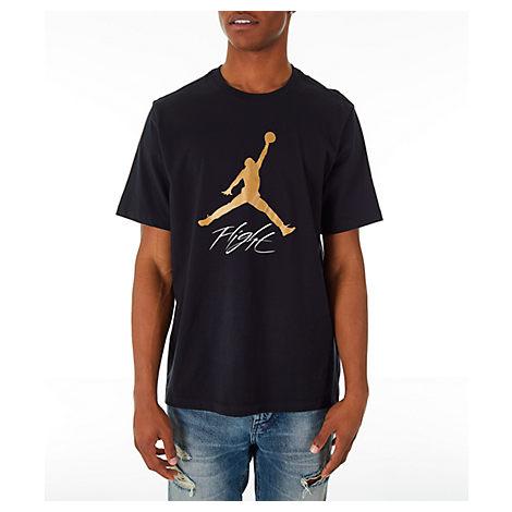 44b478f2e4a487 Nike Men s Jordan Jumpman Flight Hbr T-Shirt