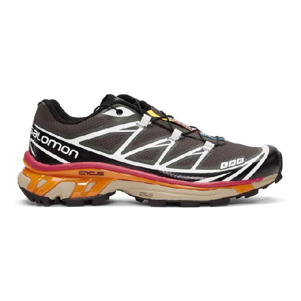 brand new c8faa 641e5 Salomon S Lab Xt-6 Softground Adv Ltd Trail Running Shoe In Beluga