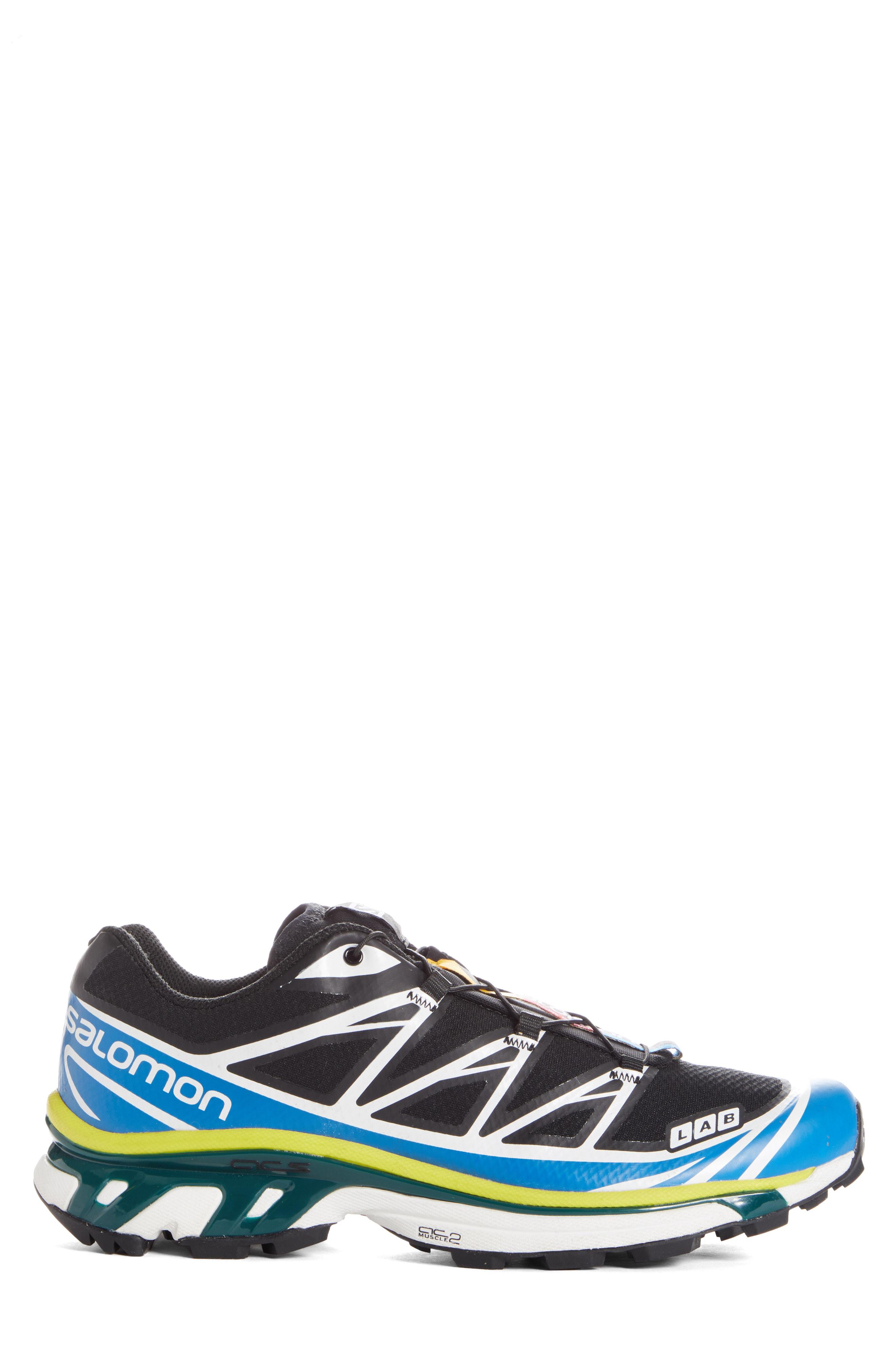 acf332f5a364f Salomon S Lab Xt-6 Softground Adv Ad Trail Running Shoe In Black ...