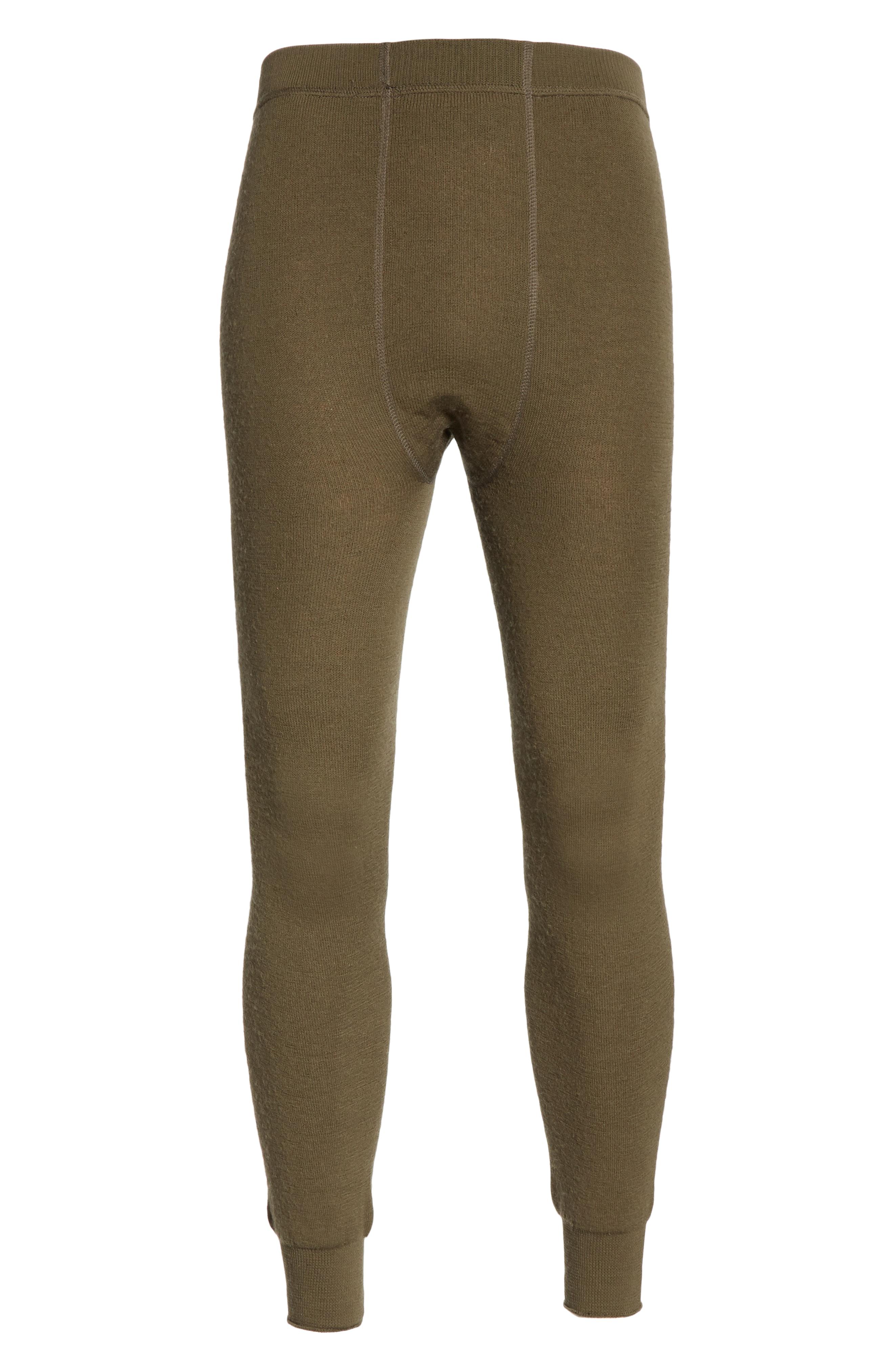 e2f2e230a678e Woolpower Long Johns 200 Thermal Leggings In Green | ModeSens