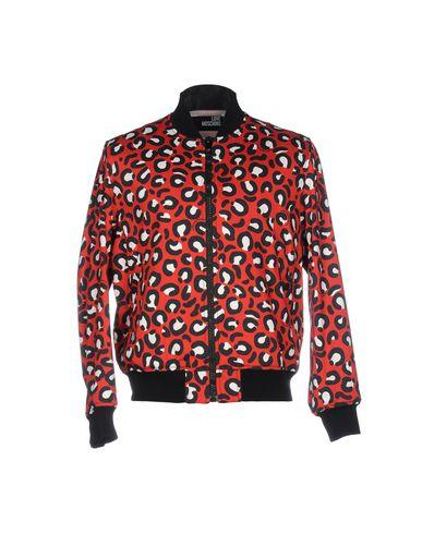 Love Moschino Bomber In Red