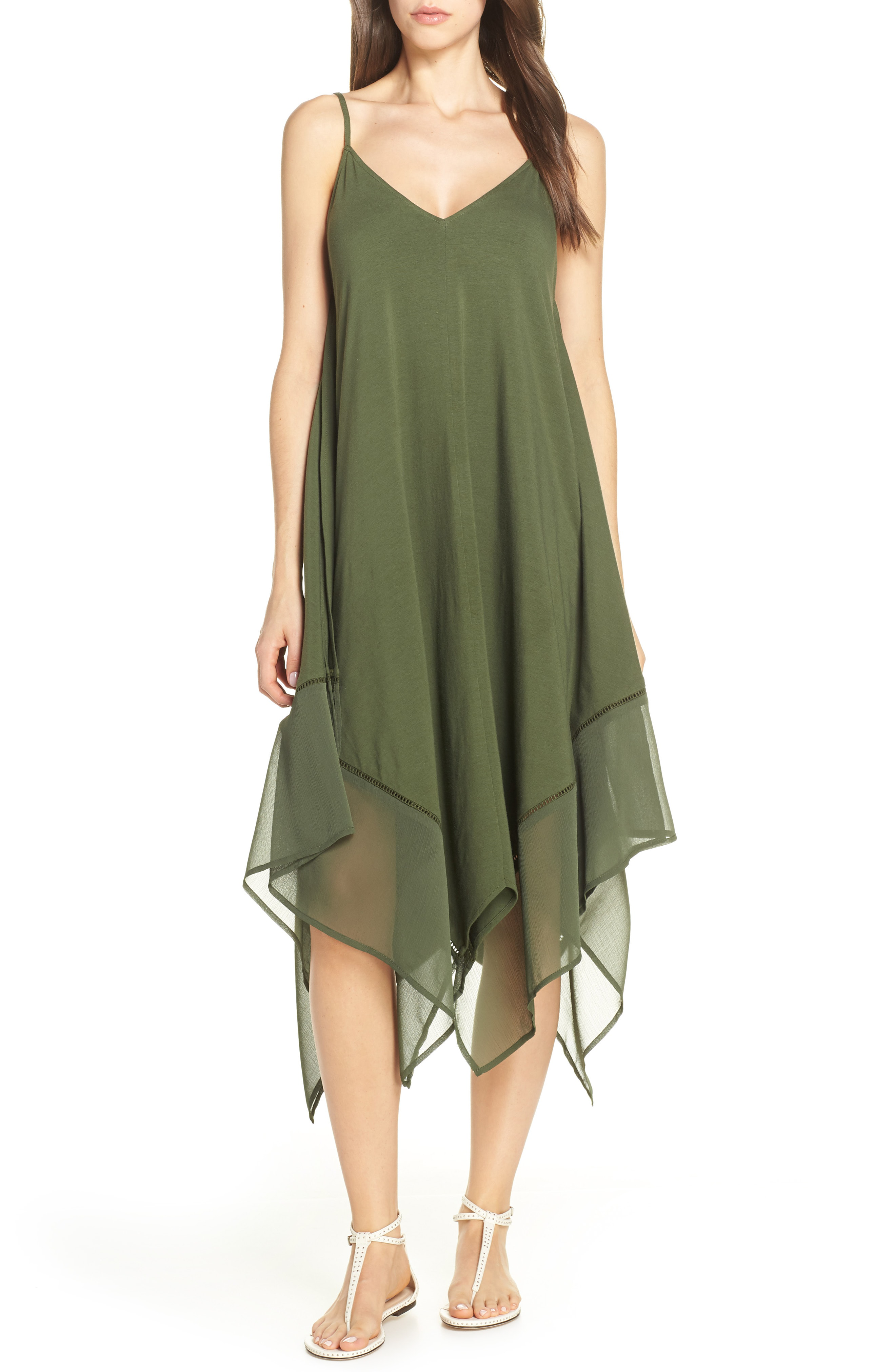 30e9128672 Layer over your swimsuit as a chic cover-up to take you from the beach to  boardwalk in style. Style Name  Tommy Bahama Cover-Up Scarf Dress.
