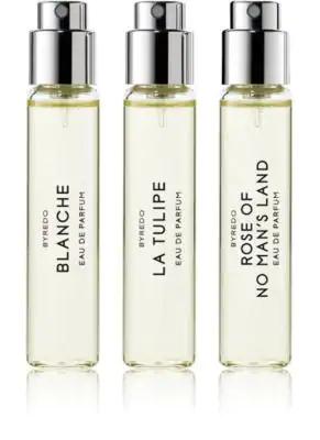 Byredo La SÉLection Florale - Blanche & Tulipe & Rose Of No Man's Land Eau De Parfum
