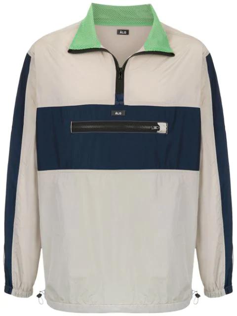 ÀLg Anorak Jacket In Neutrals