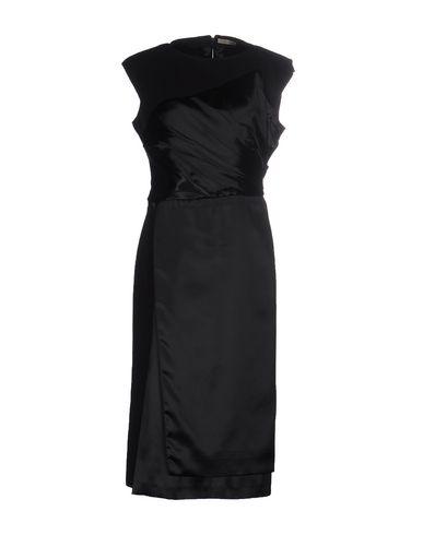 Bottega Veneta Knee-length Dress In Black