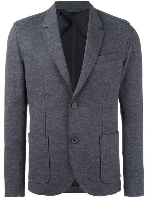 Lanvin Deconstructed Two Button Jacket