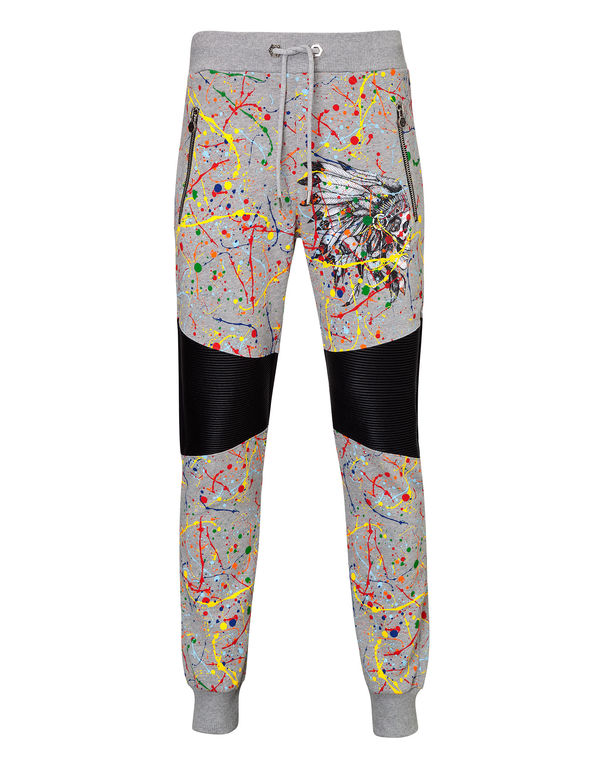 "Philipp Plein Jogging Trousers ""indian Way"""