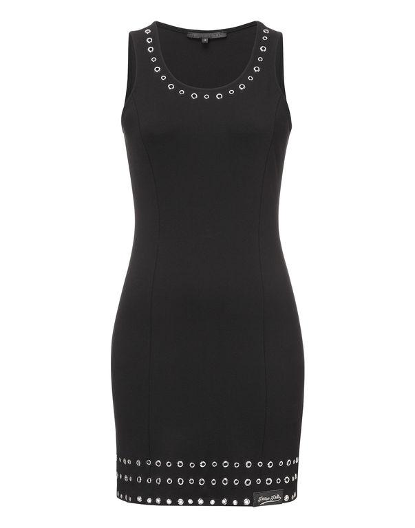 Philipp Plein Consus Mini Dress