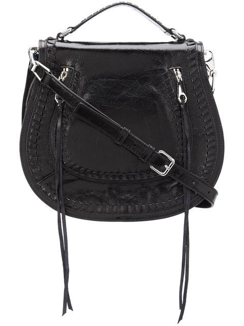 Rebecca Minkoff 'vanity' Crossbody Bag In Black