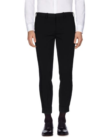 Neil Barrett Casual Pants In Black