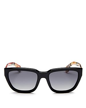 803d3f3b3ce0 Burberry Men's Polarized Square Sunglasses, 54 Mm In Black | ModeSens