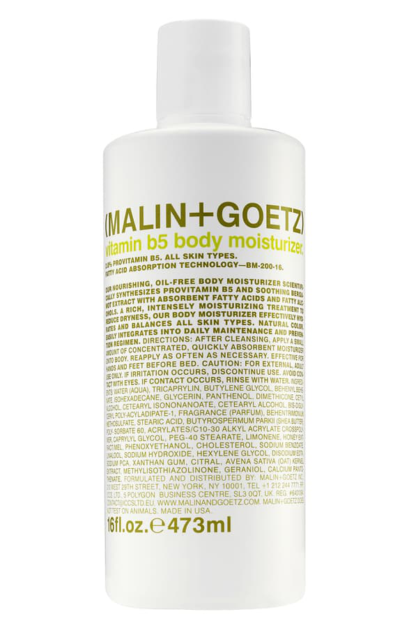 Malin + Goetz Malin+goetz Vitamin B5 Body Moisturizer 16 Oz.