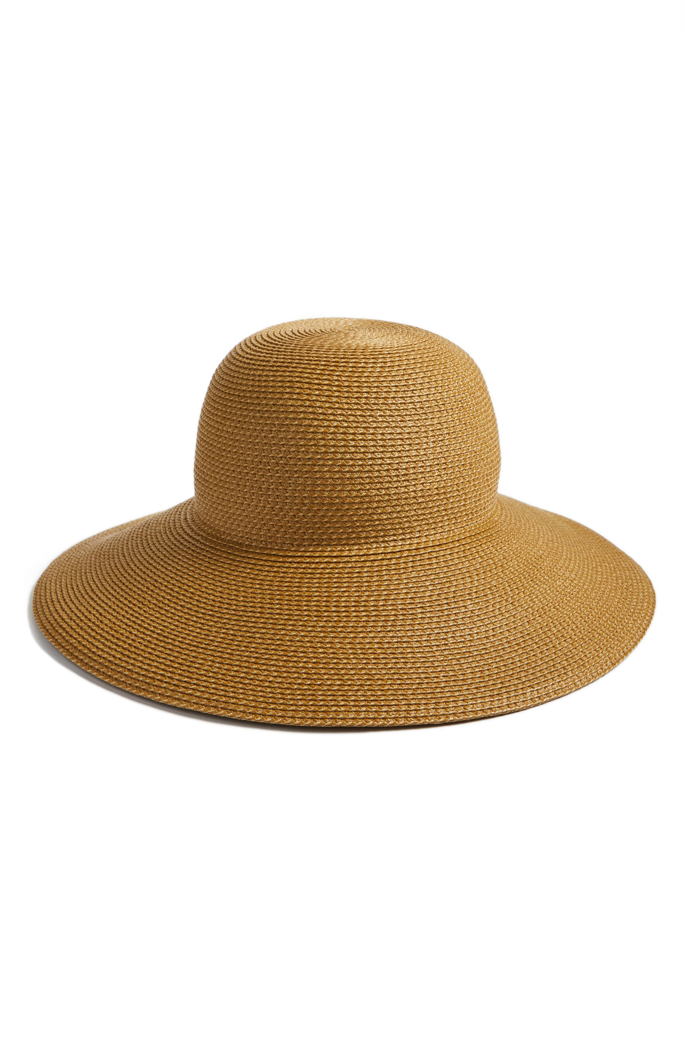 ee767d7d8488b Eric Javits  Hampton  Straw Sun Hat In Natural