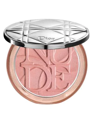 Dior Limited Edition Skin Nude Lolli'Glow Powder Luminizer In 008 Pink Delight