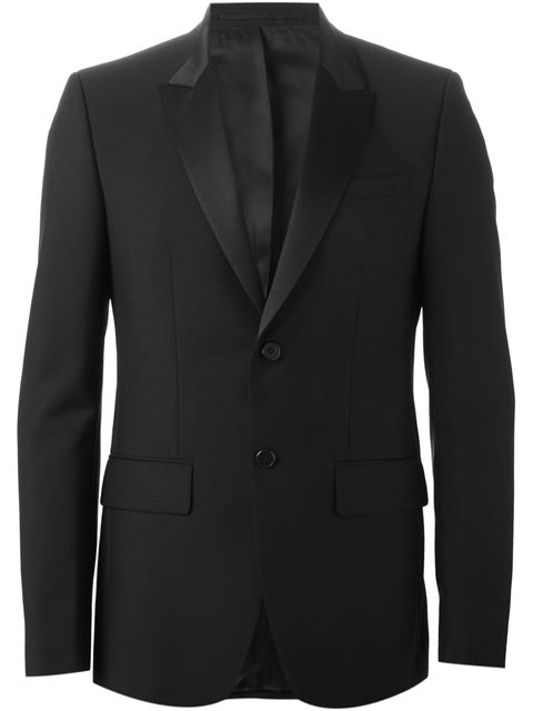 Givenchy Classic Dinner Suit In Black