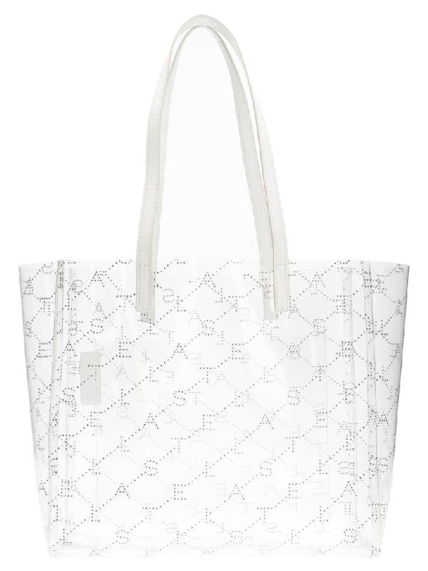 Stella Mccartney Bag In Trasparente