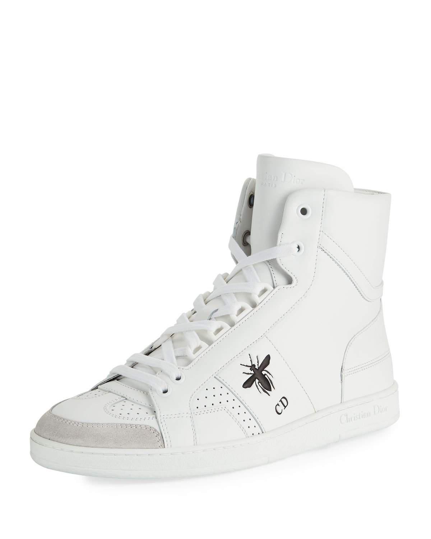 775ee918 D Bee High-Top Sneakers in White