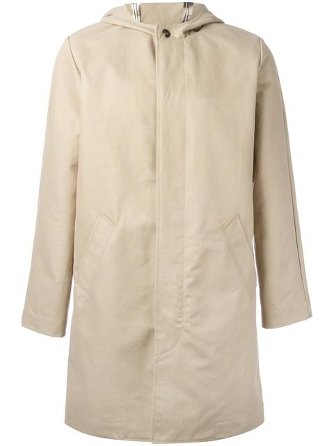 A.p.c. Hooded Parka - Nude & Neutrals