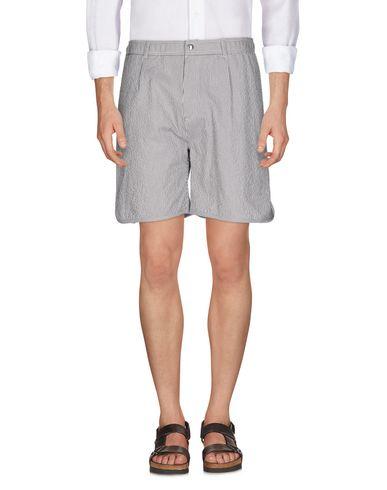 Maison KitsunÉ Shorts & Bermuda In Dark Blue