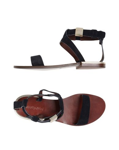 See By ChloÉ Sandals In Dark Blue