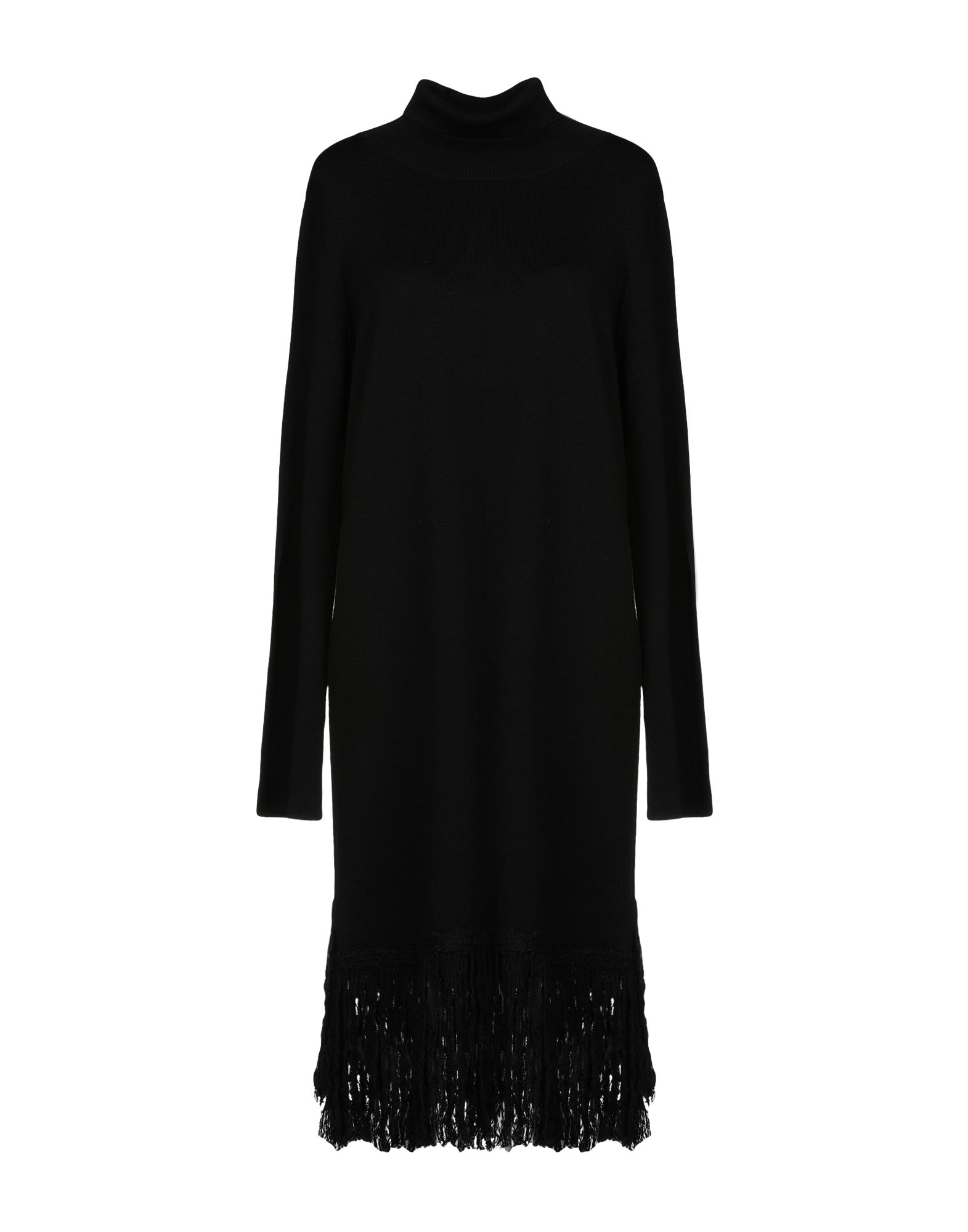 Iris & Ink Short Dress In Black