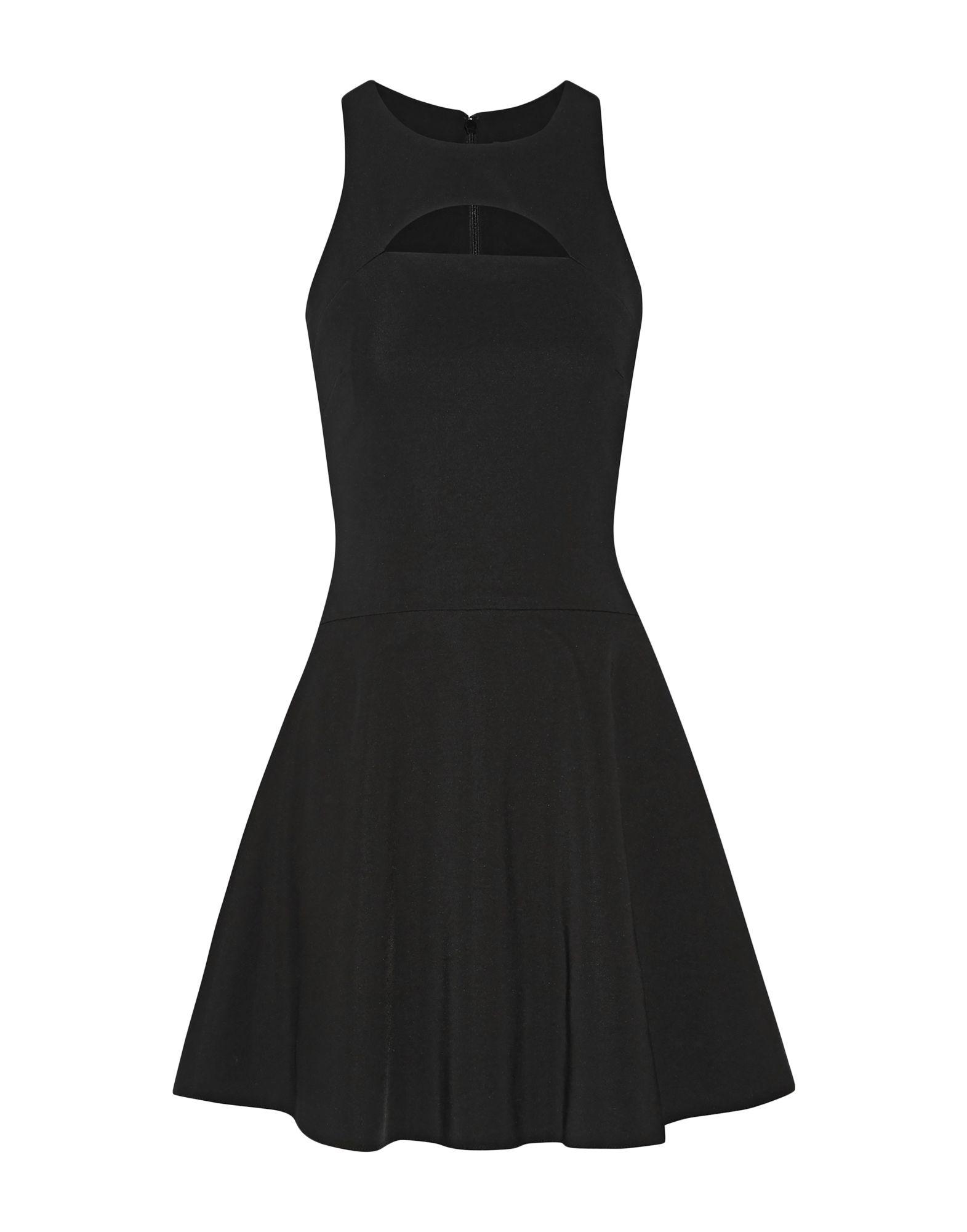 Cushnie Et Ochs Short Dress In Black