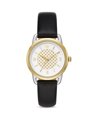 Kate Spade Stainless Steel Boathouse Watch In White
