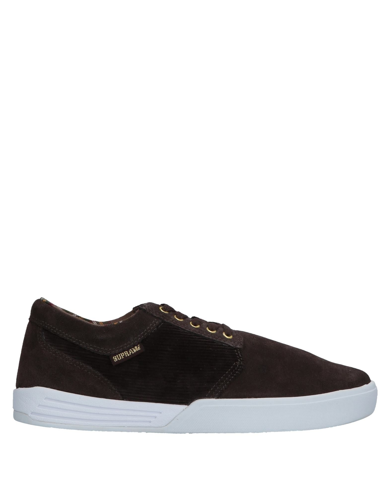 39dc27783f Supra Sneakers In Dark Brown | ModeSens