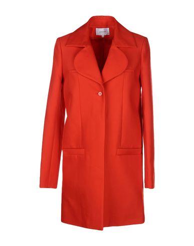 Carven Coats In Orange