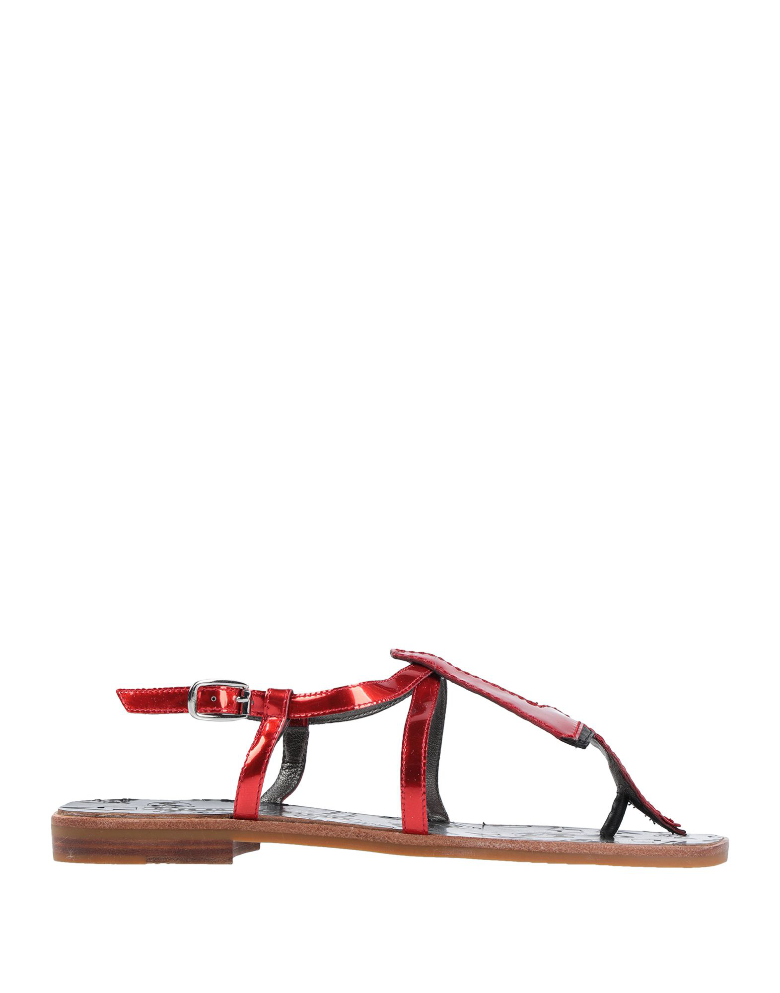 Marc By Marc Jacobs Flip Flops In Red