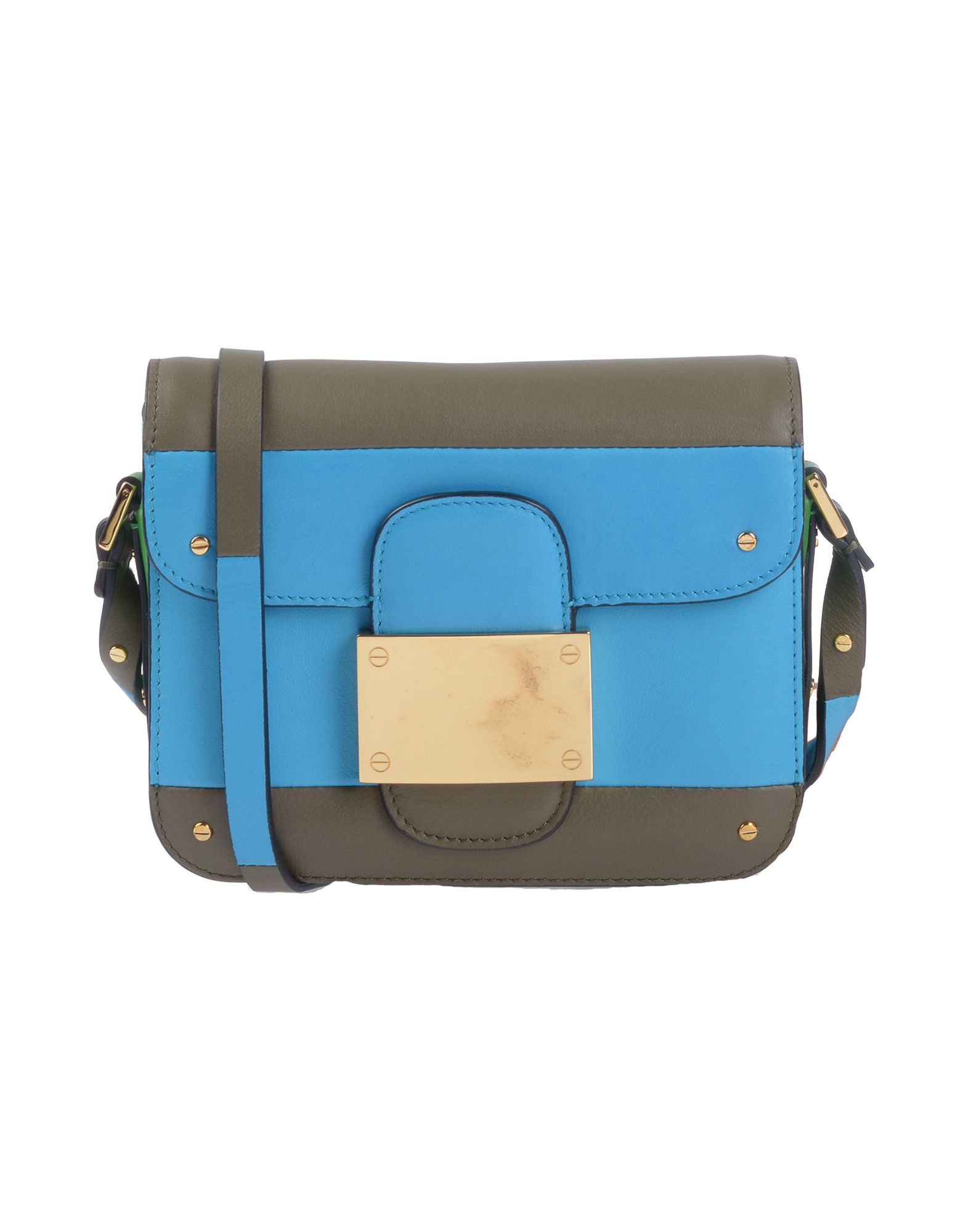 Valentino Cross-body Bags In Azure