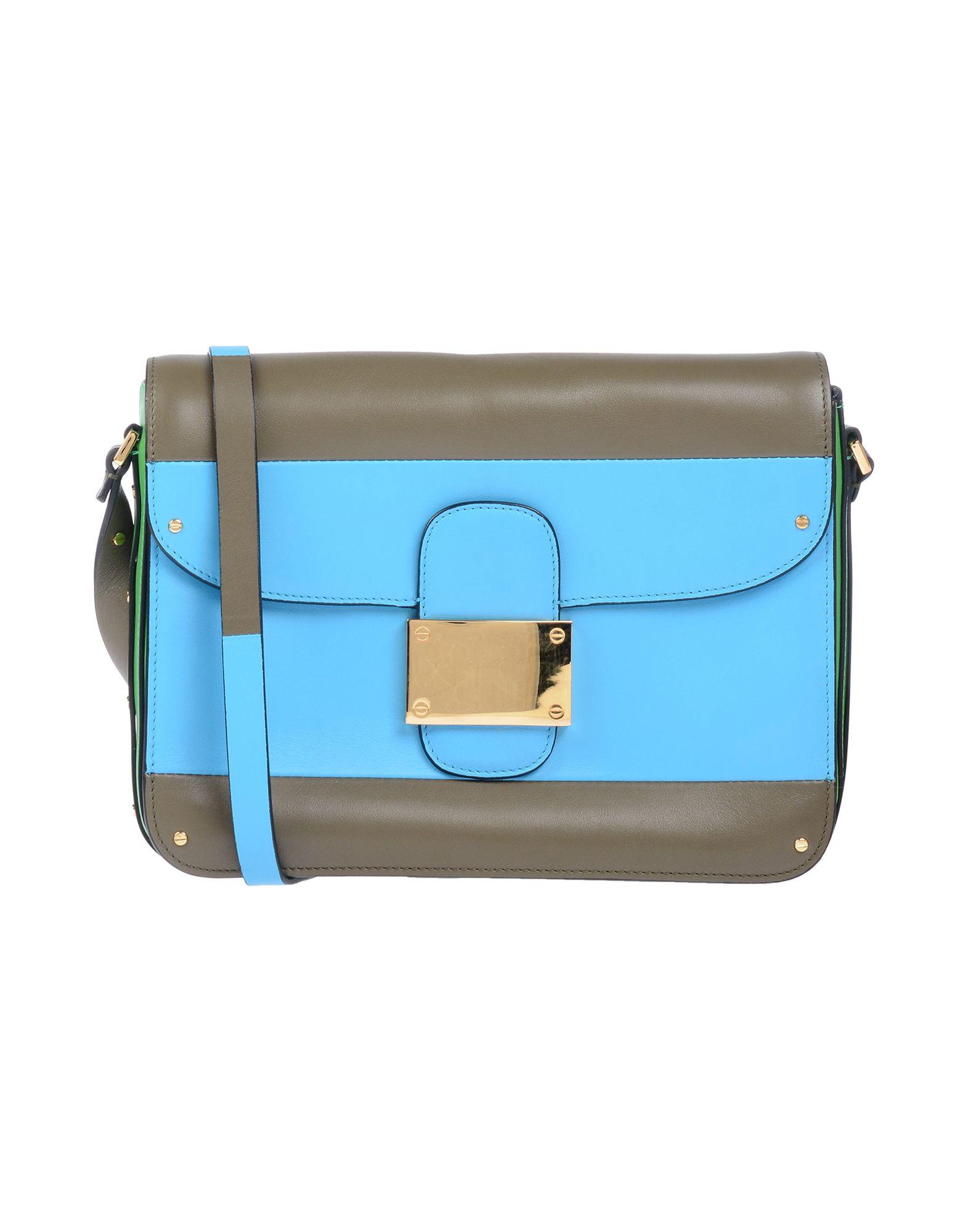 Valentino Cross-body Bags In Azure